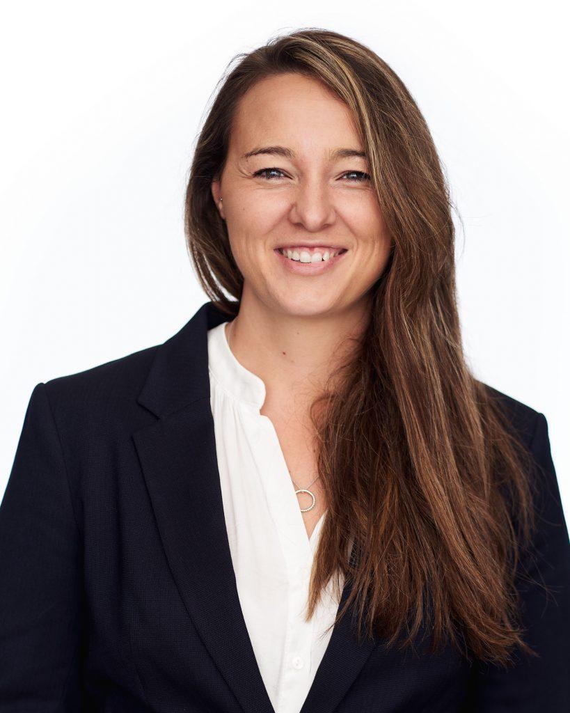 Welcome to the Team Bianca de Villiers